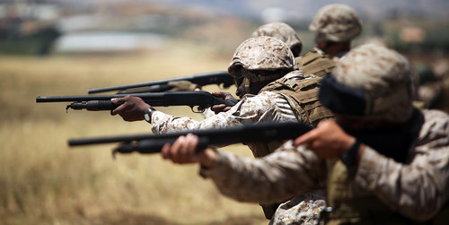 Shotgun Blast | by United States Marine Corps Official Page