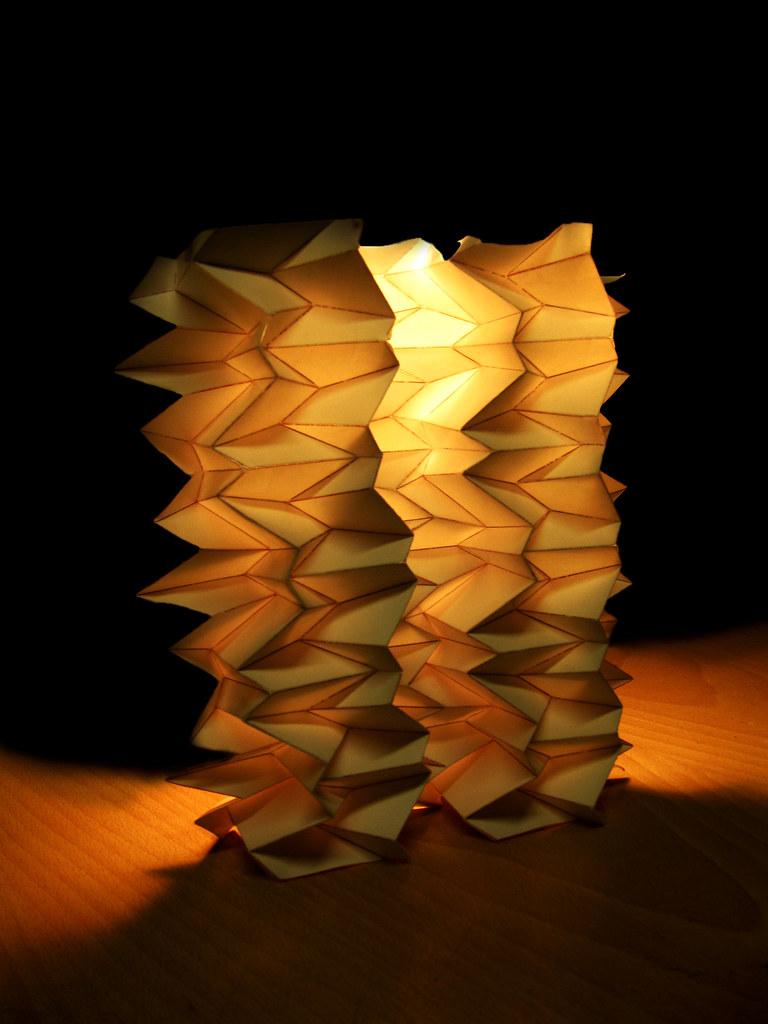 Pooya Sareh: Origami Structure 6