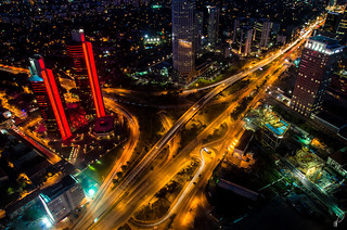 Levent [Explored] | by Empty Quarter