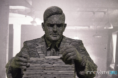 Bletchley Park Code-Knacker - HP-Digital-Imaging-Solutions | by innovate360