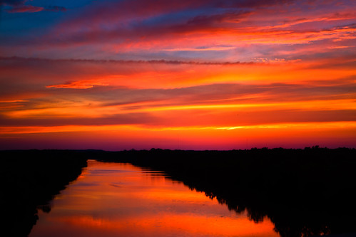 sunset summer usa lake oklahoma water landscape roadtrip ok porter hdr ¡ 2012 3xp canonef28135mmf3556isusm photomatix tonemapped tthdr us69 realistichdr detailsenhancer 74454 canoneos7d ©ianaberle vanslake