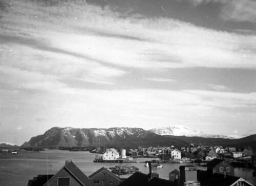 Sørbyen, Masterberget