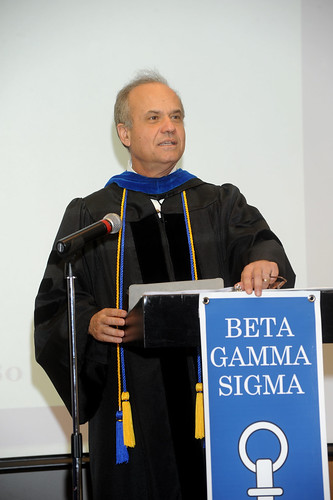 Beta Gamma Sigma Ceremony