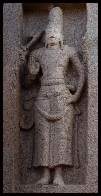 Panel on Dharmaraja Ratha