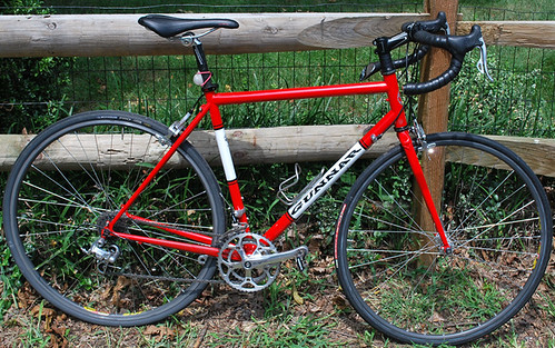 Gunnar Cycles Sport with Red Panels | by Gunnar Cycles