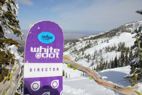 Demo our line of Whitedot Freeride Skis | by ospreyraftingco