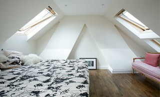 Loft Conversion With Lots Of Sunlight | by Holland And Green Architectural Design