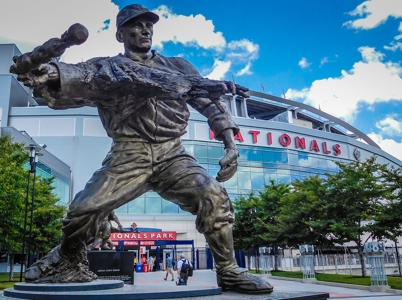 Walter Johnson Nationals Park - Washington DC