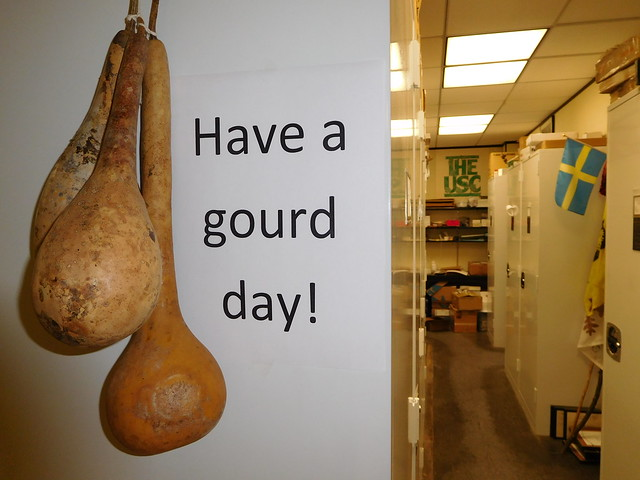 Have a gourd day!