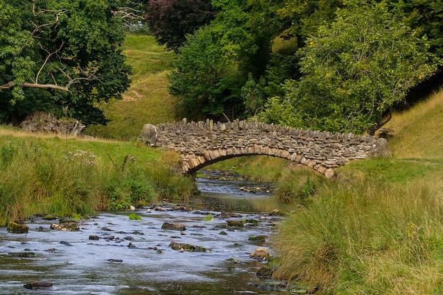 7 Bridges walk at fountains Abbey