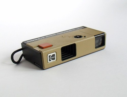 Kodak Hawkeye Pocket Instamatic