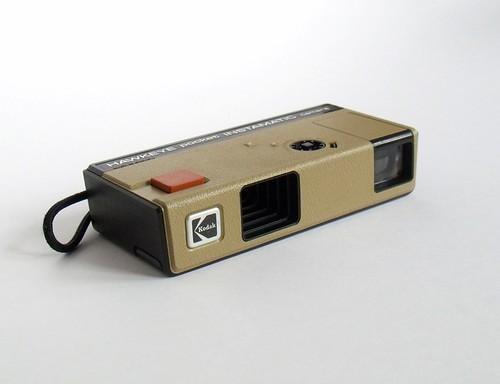 Kodak Hawkeye Pocket Instamatic