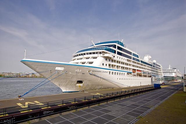Azamara Journey cruiseship