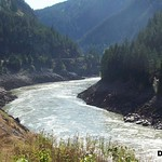CD4187 Canada 19.9.11 - Fraser River Near Hell's Gate, B.C.