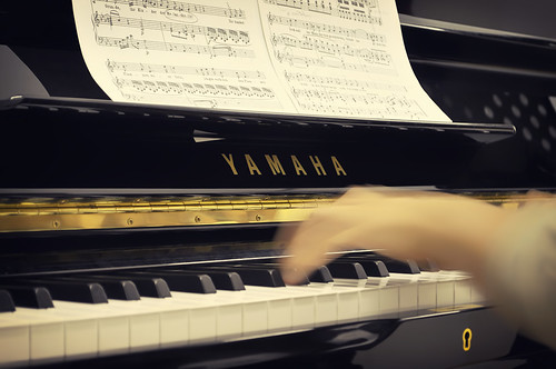 The music | by Carlos Gracia