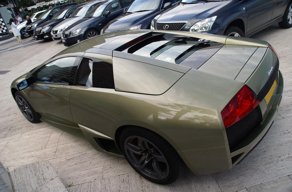 Lamborghini Lp640 Verde Draco Romain Drapri Flickr