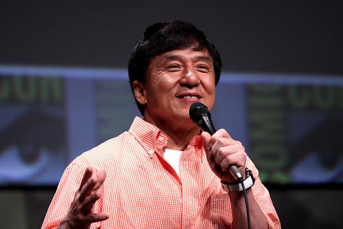 Jackie Chan   by Gage Skidmore