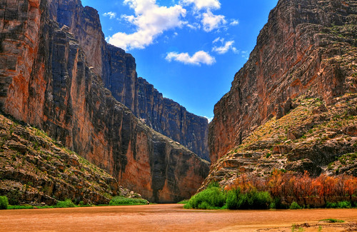 Santa Elena Canyon, Big Bend National Park (Explored) | by Robert Hensley