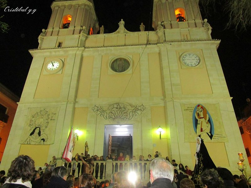 (2016-03-18) - VII Vía Crucis nocturno - Cristobal González García  (14)
