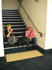 I found Wally~!