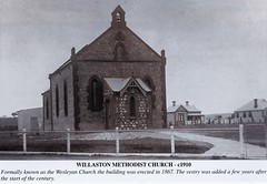 Drury Street Willaston Church