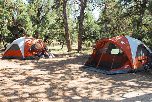 Grand Canyon National Park Mather Campground SR 0019