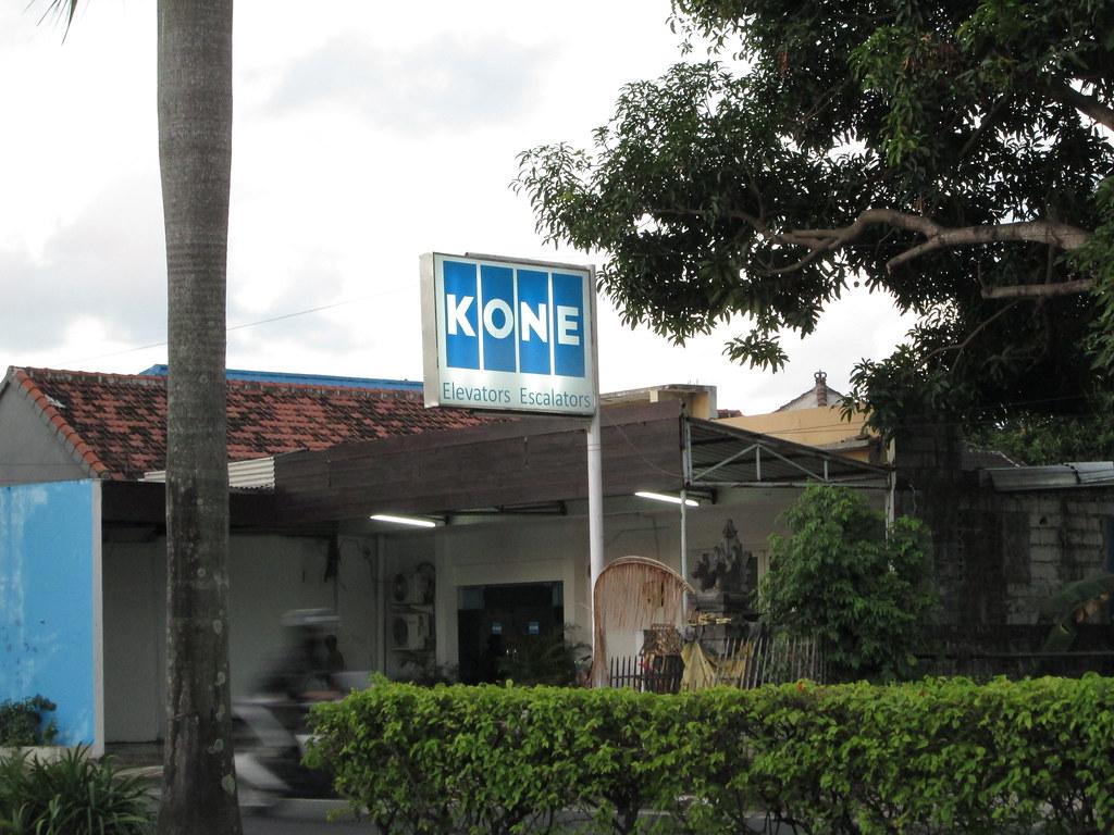 PT  Kone Indo Elevator Office Bali | An office of KONE eleva… | Flickr