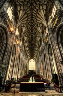 Winchester Cathedral | by Hexagoneye Photography