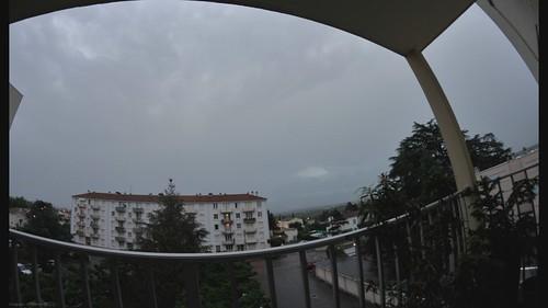 timelapse time pluie 100views 200views nuage crépuscule nuit lapse