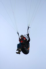 Jurkalne  Paragliding