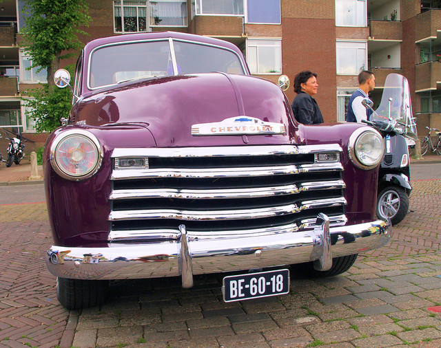 1950 Chevrolet PK Pick-Up Truck