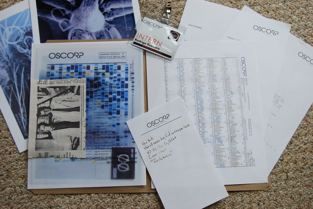 Oscorp File | DBCooper5 | Flickr