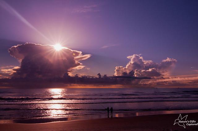 Sunrise Surf Fishing