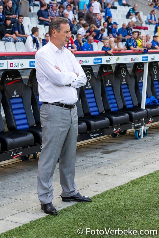Club Brugge - Waasland Beveren : 3-1