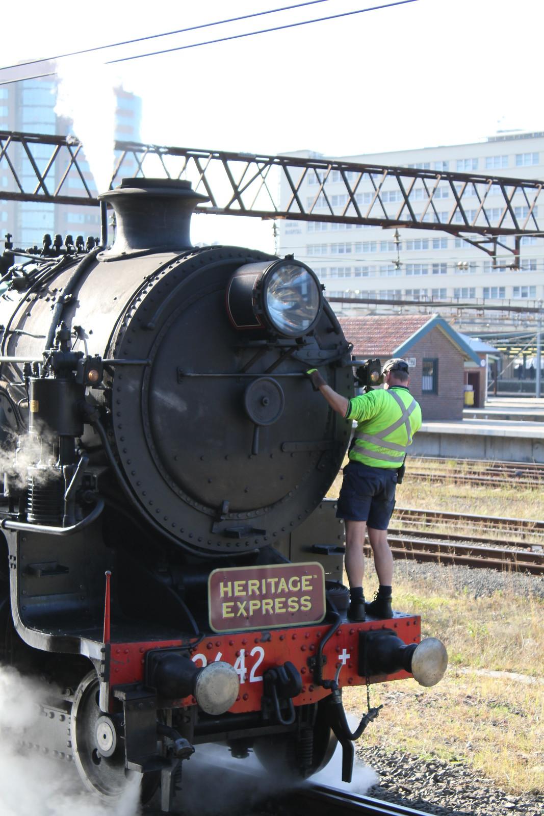 Sydney Great Train Expo 2012. 9/6/12 Ref IMG_7D5062 by Matthew Monty
