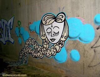 BELLA CIAO Graffiti - EastBay, CA