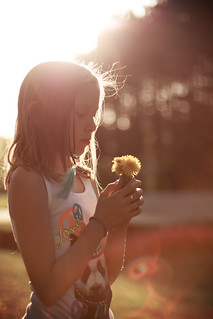 Sunshine girl   by mjcollins photography