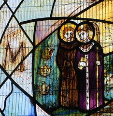 abbot and bishop by Pippa Blackall