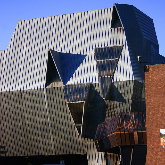 Coventry sports centre (City Architect H.Noble 1977)