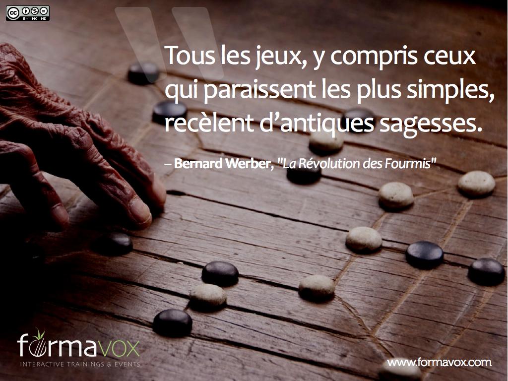 Formavox Citation 004 La Citation Pédagogique De La Semain