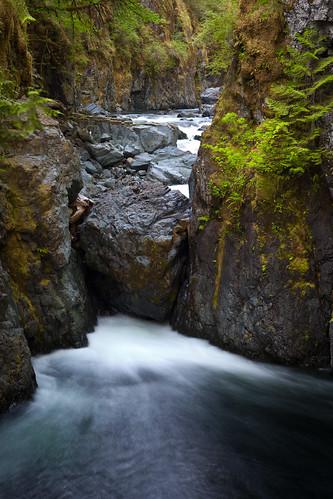 canada britishcolumbia vancouverisland waterfallwednesday