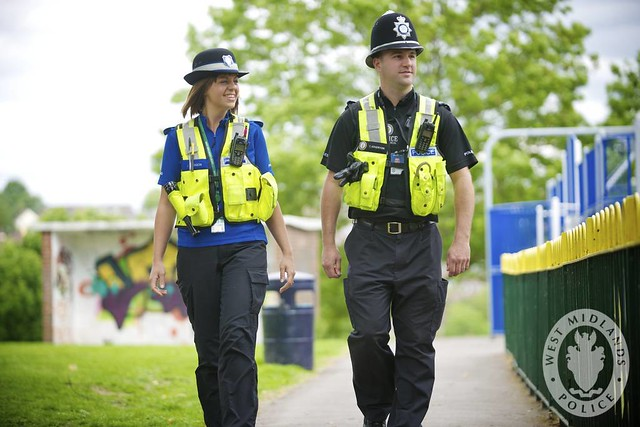 Day 212 - West Midlands Police - Tackling anti-social behaviour on patrol