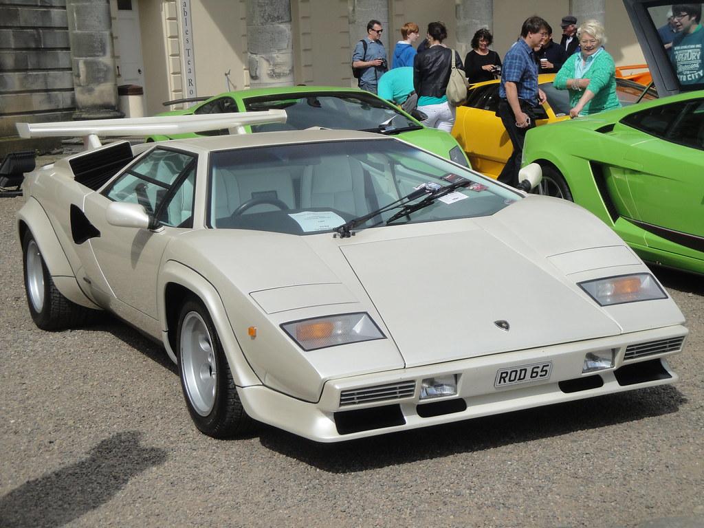 1987 Lamborghini Countach Alan Gold Flickr