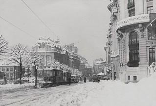 Trams De La Chaux De Fonds Suisse An Album On Flickr