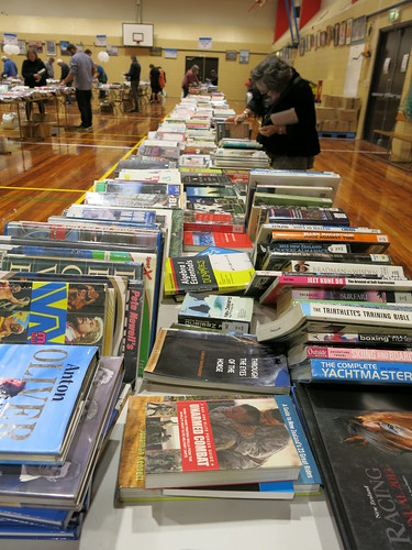 Big Bargain Book Sale 2018