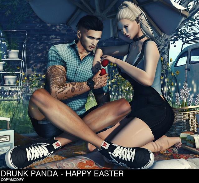 Drunk Panda - Happy Easter 2018 PROMO