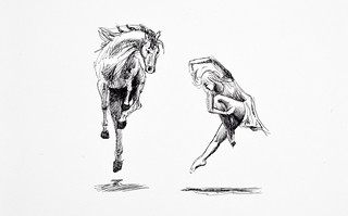 Dancing With Horses | by ArtistLeonardo