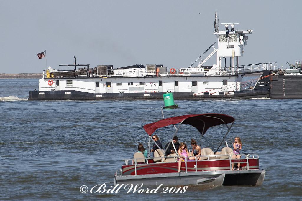 Miss Ellie Towing Vessel USCG No 1273335 Magnolia Marine T