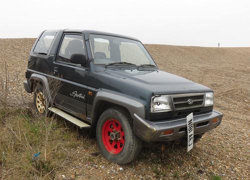 1995 Daihatsu Sportrak ELXi | by Spottedlaurel