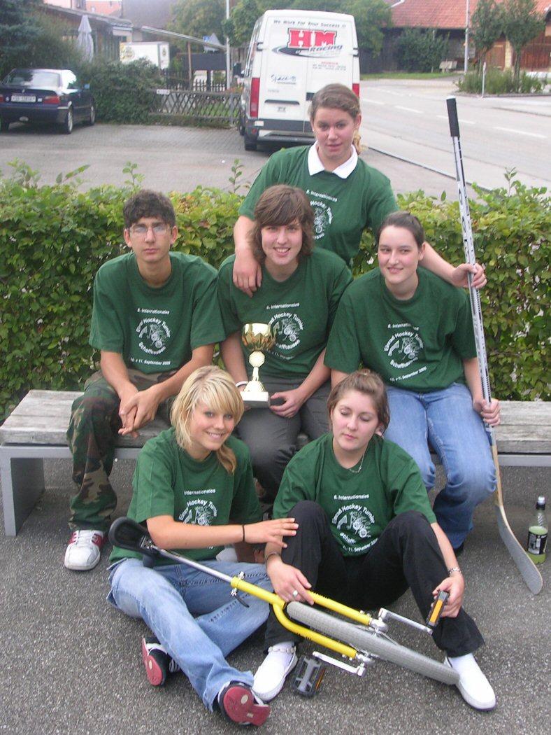 2005-09 Einradhockeyturnier Schaffhausen